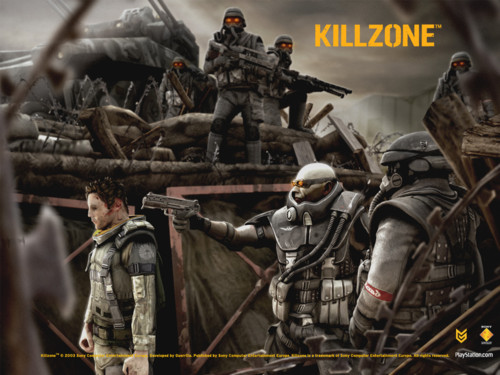 killzone wallpaper. wallpaper,killzone mask,