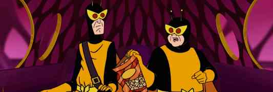 FYI People!! Venture Brothers this SUNDAY @ MIDNIGHT
