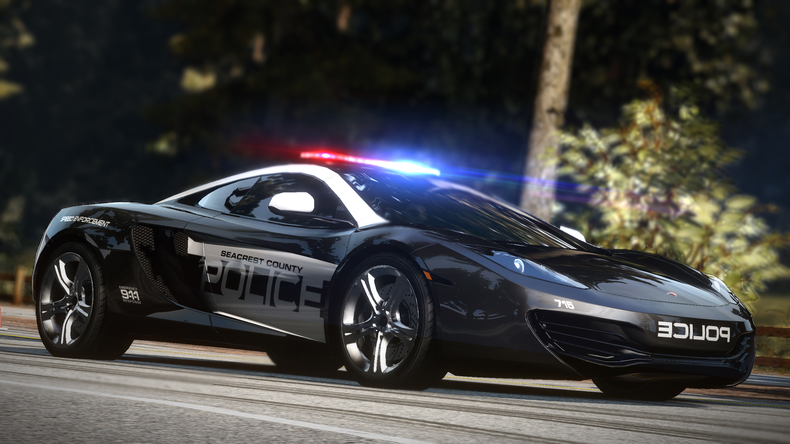 Preview NFS Hot Pursuit Action Shots Bifuteki - Cool car shots