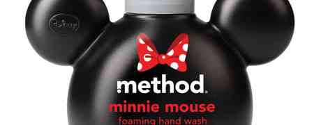 Things We're Diggin': Minnie & Mickey Mouse x Method Soap