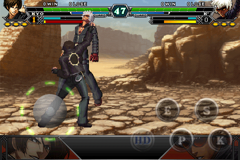 The King Of Fighters-i-003-1.01.00 [iPhone/iPod Touch] [FLS-UPS-FS]