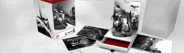 Details Of Batman: Arkham City Collector's Edition