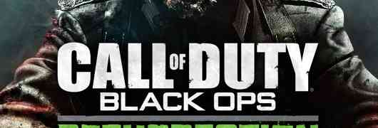 New CoD:Black Ops DLC 'Rezurrection' Is All Zombies