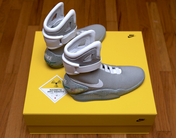 Nike Mag: A Detailed Look