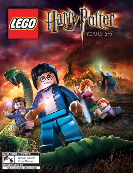 Lego Harry Potter Years 5-7 [USA]