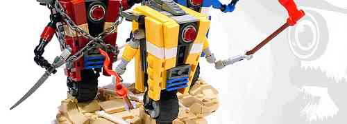 Things We're Diggin': LEGO Clap Traps