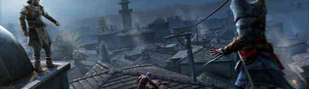 Launch Trailer For Assassin's Creed: Revelations