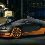 NFS The Run Bugatti Veyron 16.4 Super Sport