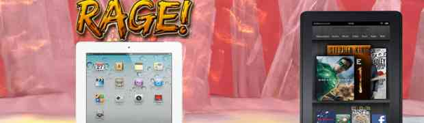 Kindle Fire vs. Apple iPad, which to get?