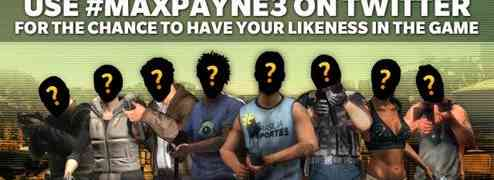 Giveaway: Max Payne 3 Twitter Giveaway (through Rockstar)