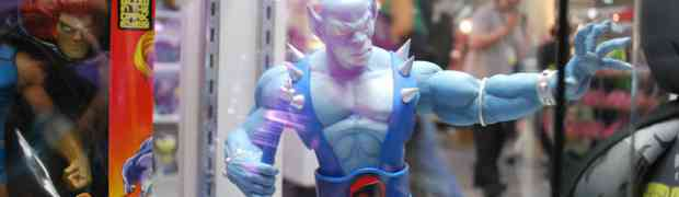 Toy Fair 2012: Mezco Toys