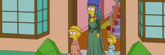 Simpsons x Game of Thrones