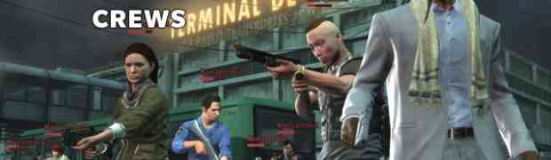 Form A Crew In Max Payne 3 Multiplayer