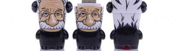 Einstein x MIMOBOT USB Flash Drives
