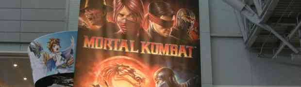 PAX East 2012: Mortal Kombat (PS Vita)