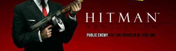 Hitman Absolution: More Pre-Order Goodies