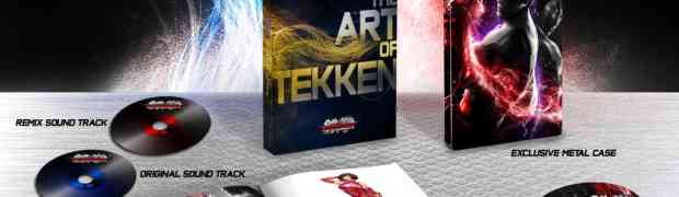 Tekken Tag Tournament 2 Collector's Edition & Pre-Order Bonus'
