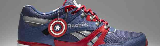Reebok x Marvel Retro Sneaker Collection