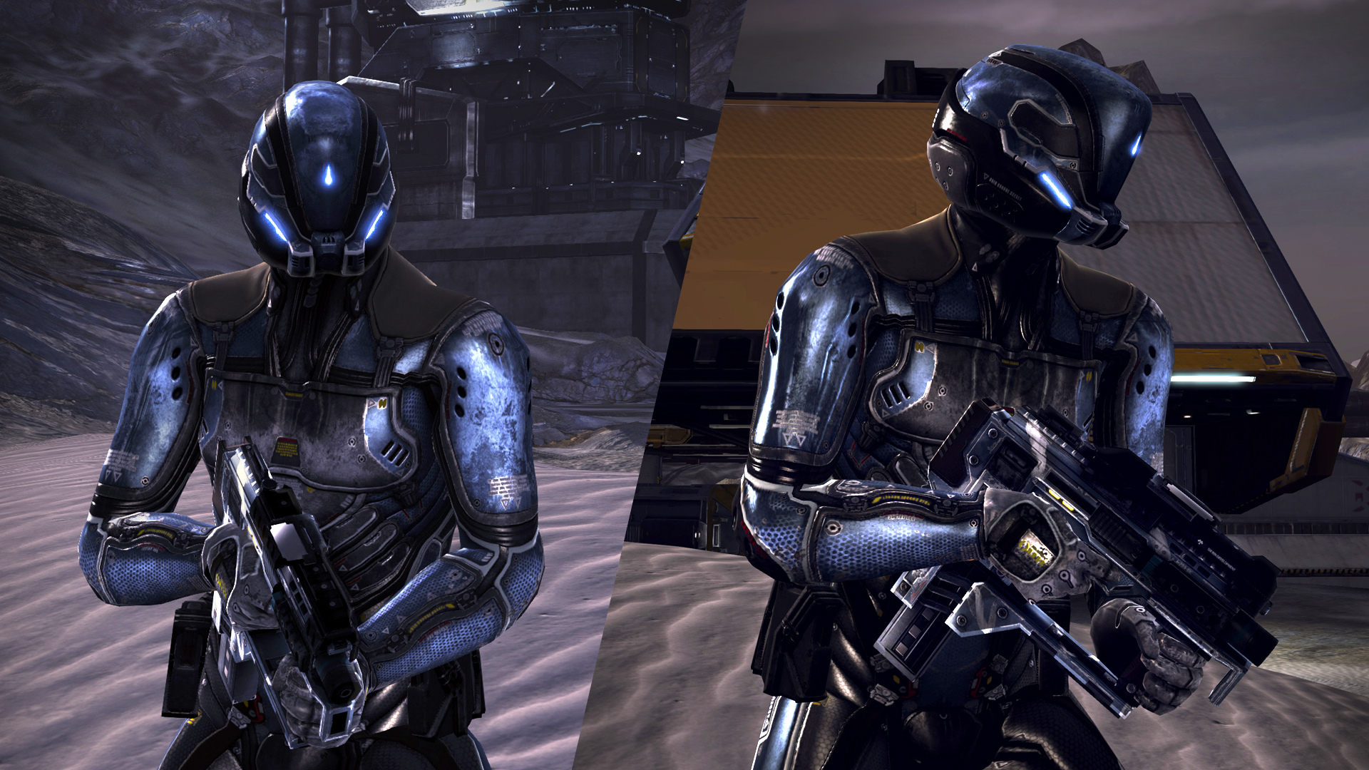 Dust 514 Mercenary Pack announced with exclusive weapons, items ...