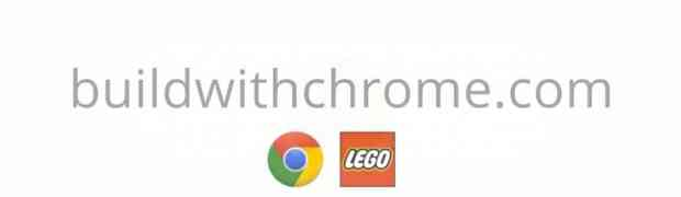 Things We're Diggin': LEGO x Google = Build With Chrome