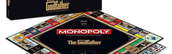 The Godfather x Monopoly
