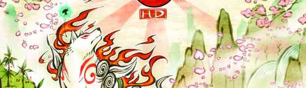 Okami HD Coming To PS3 With Move Support
