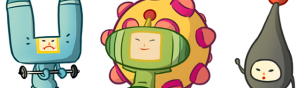 Katamari Damacy Comic soon!