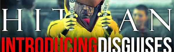 Hitman: Absolution = DISGUISES!