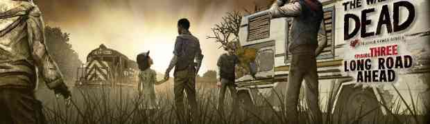 Walking Dead: The Game, Episode Three - Long Road Ahead now on iOS