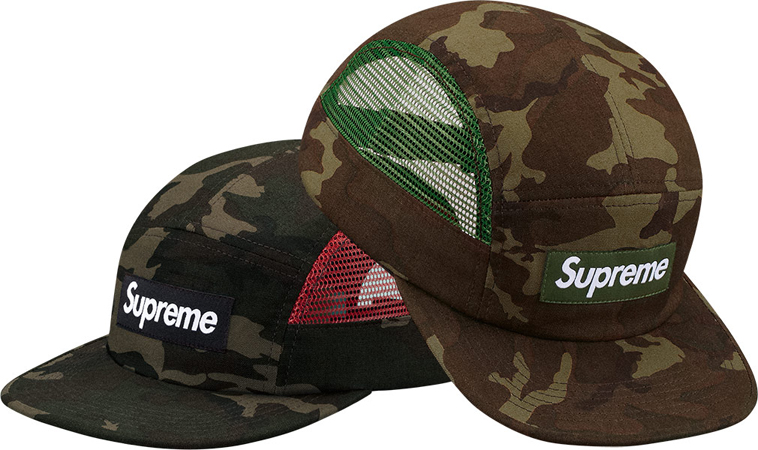 ec8818793e5 Side Mesh Camp Cap ← bifuteki
