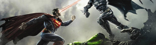 Two Remain Standing: Batman and Superman Emerge as Victors of Semi-Final Round of Injustice: Battle Arena