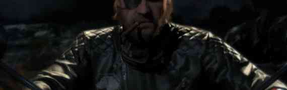 GDC 2013: Trailer: Metal Gear Solid V: The Phantom Pain
