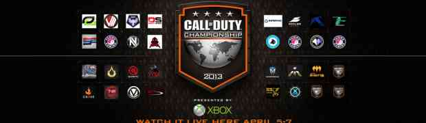 LATE UPDATE - Check out this weekend the COD XP Championship!