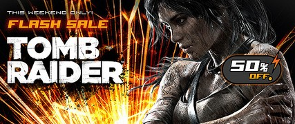 Tomb Raider On Sale For 50% Off On PSN This Weekend