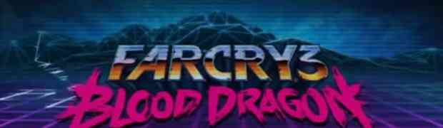 FarCry 3: Blood Dragon Trailer Is Totally Rad