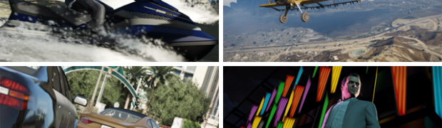 E3 2013: 9 new screens of GTA V Goodness