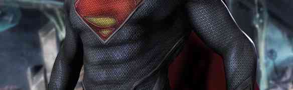 Man of Steel DLC Superman Skin for Injustice: Gods Among Us in July