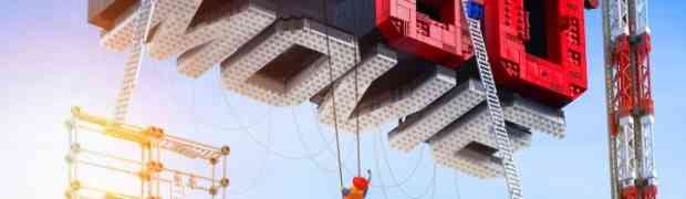 LEGO Movie Teaser