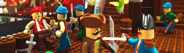 Things We're Diggin': LEGO Talk like a pirate