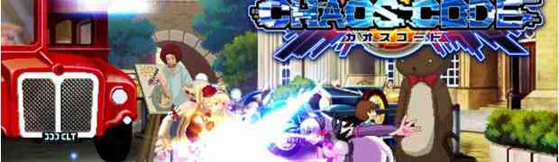 Arc System Works announces Chaos Code, available now on PSN