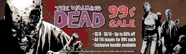 ComiXology's The Walking Dead Sale All Week Long From Oct 8th Thru Oct 14th