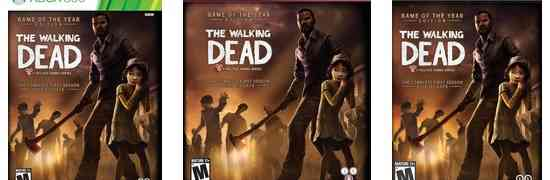 The Walking Dead: A Telltale Games Series 'Game of the Year Edition' Now Available for Purchase