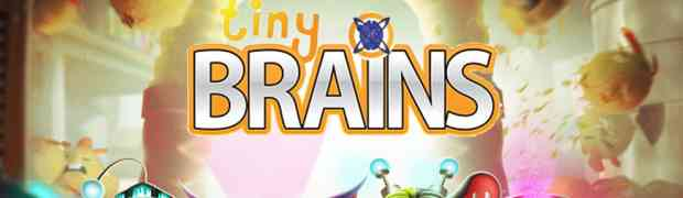 Tiny Brains hits PS3 today