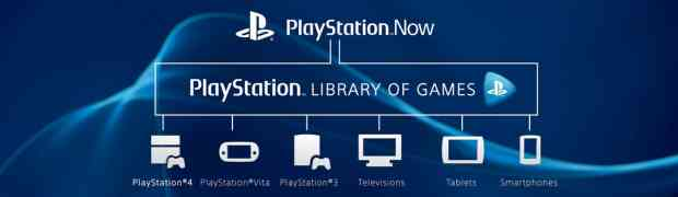 CES 2014: Sony Announces PlayStation Now Streaming Game Service