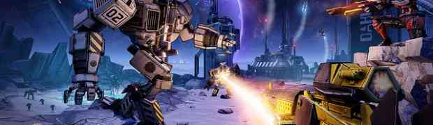 Borderlands: The Pre-Sequel Revealed For PS3