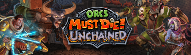 PAX EAST 2014: Orcs Must Die! Unchained