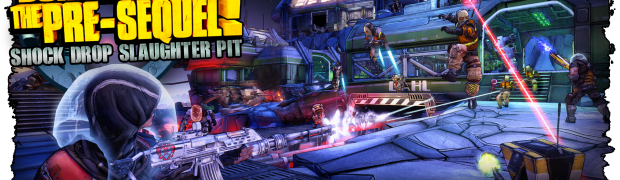 E3 2014: Borderlands Pre-Sequel Screens