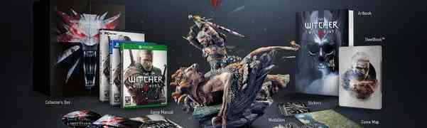 The Witcher 3: Wild Hunt Release date set, new trailer and pre-orders launched!