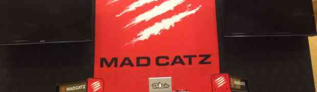 Mad Catz x Bifuteki At EVO 2014