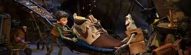 The BoxTrolls x Nike Roshe Runs